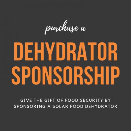 Dehydrator Sponsorship