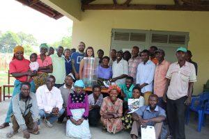 KinoSol Dehydrator Training Session with IDEAS Uganda