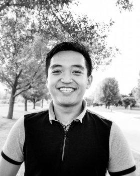 Ryan Nguyen with KinoSol