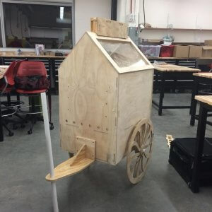 KinoSol's Dehydrator Journey Prototype 3