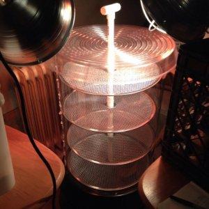KinoSol's Dehydrator Journey Prototype 6