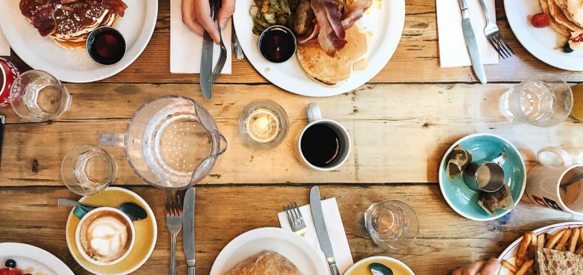 Reduce Food Waste While Dining Out