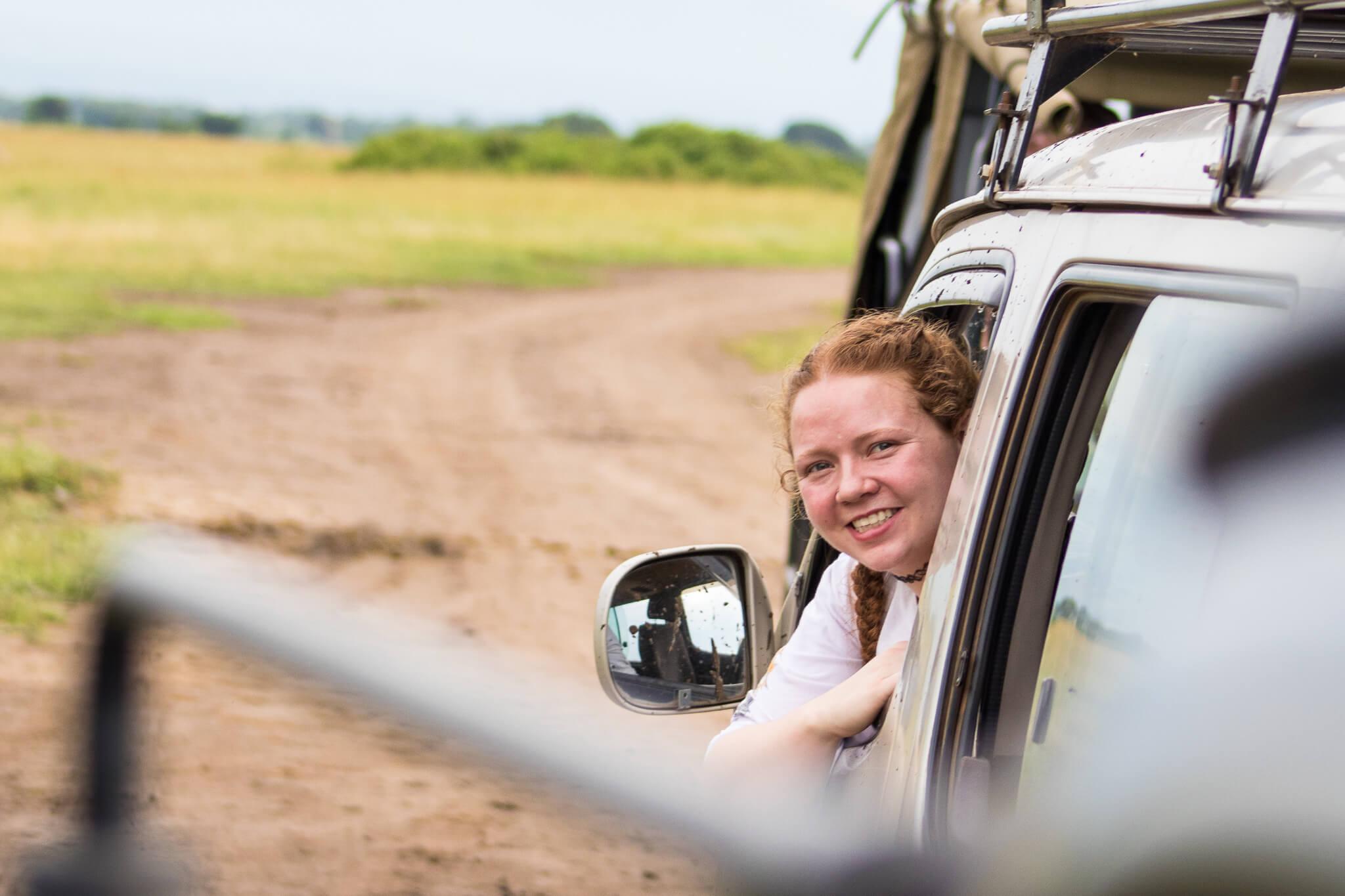 Day 5: [KASESE, UGANDA] SAFARI IN QUEEN ELIZABETH'S NATIONAL PARK