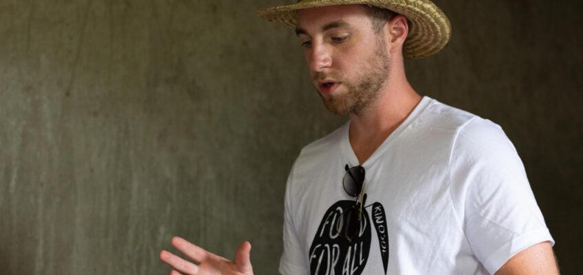 Colby, a 2019 trip participant