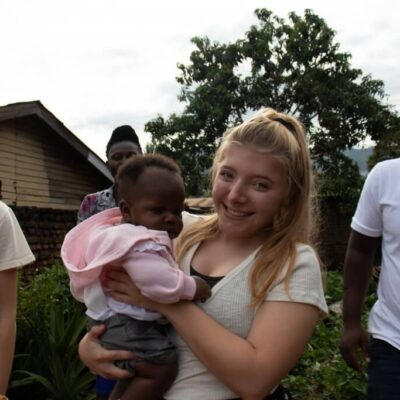 Access to photos/videos taken while in Uganda for University to use for additional marketing to donors or expansion of program