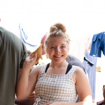 Haley, KinoSol Trip Participant