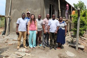 KinoSol Team visiting Paul in Uganda