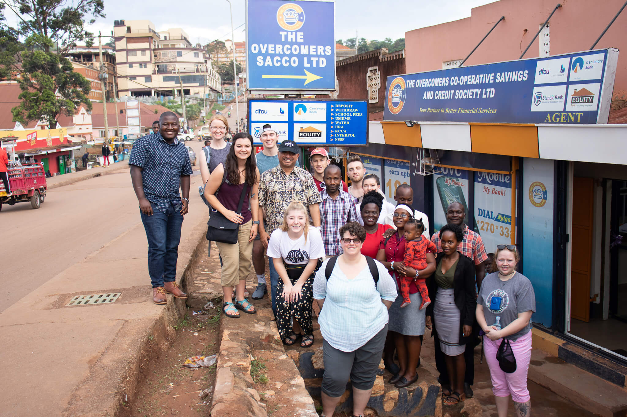 Day 2: [KAMPALA, UGANDA] CULTURAL INTRODUCTION | INNOVATION VILLAGE | MICROFINANCE