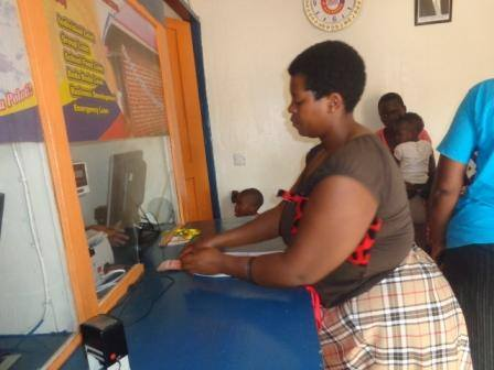 Overcomers microfinance